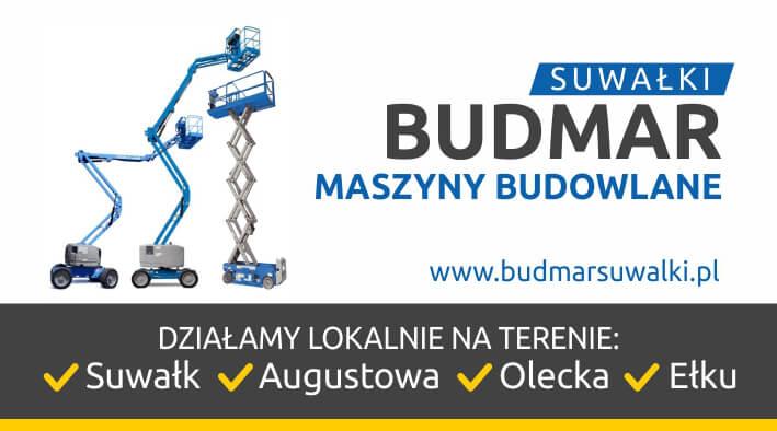 Wizytowka Budmar Suwalki